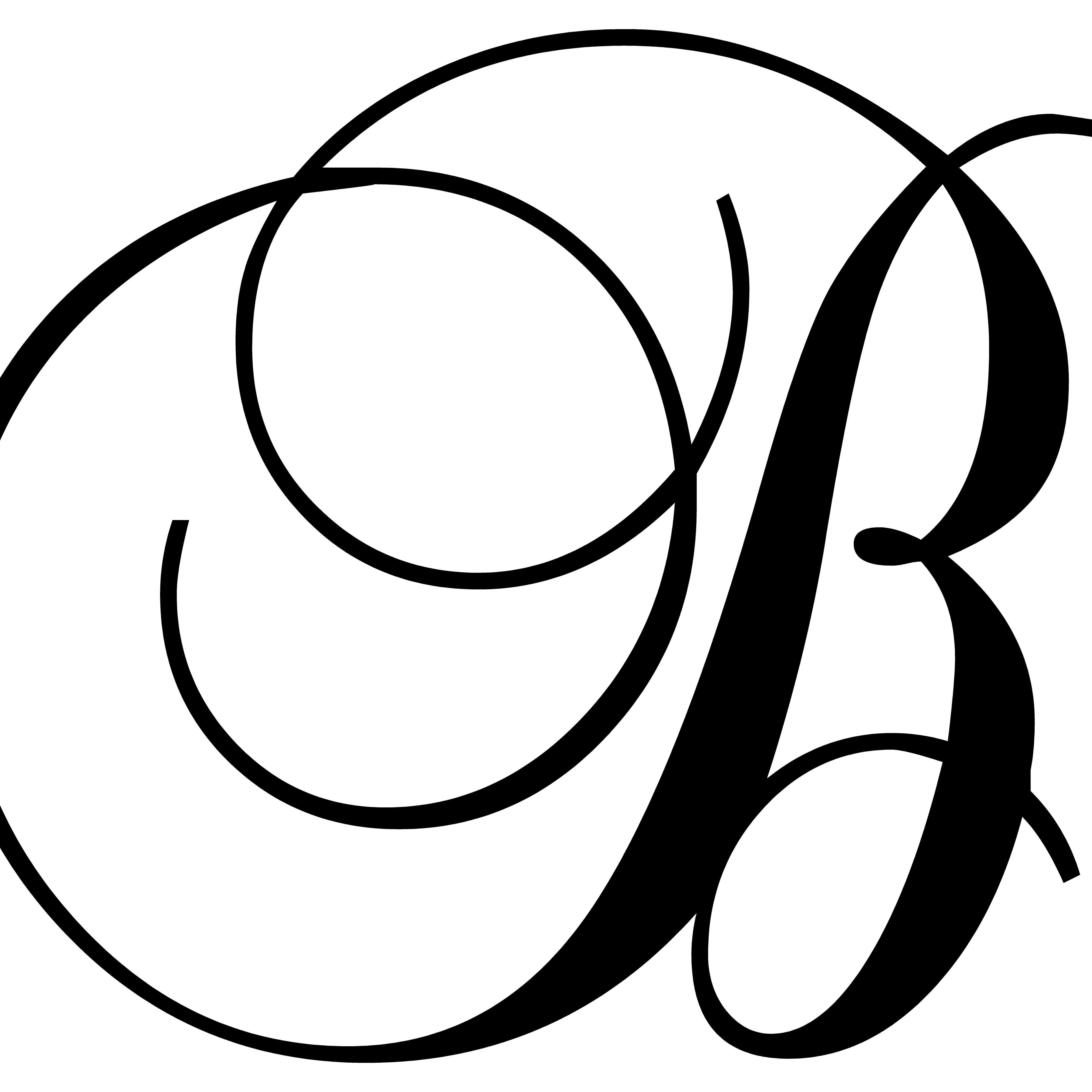 Enchantingly Elegant Letter B Wall Decal Amp Reviews