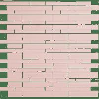 """SusanJablon 12"""" x 12"""" Mosaic Glass Subway Tile in Pink ..."""