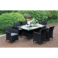 JB Patio 7 Piece Dining Set & Reviews | Wayfair
