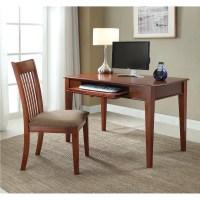 A&J Homes Studio Naomi Computer Desk and Chair Set | Wayfair
