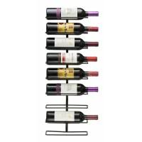 Sorbus 9 Bottle Wall Mounted Wine Rack & Reviews