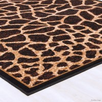 AllStar Rugs Hand-Tufted Brown/Beige Area Rug & Reviews ...