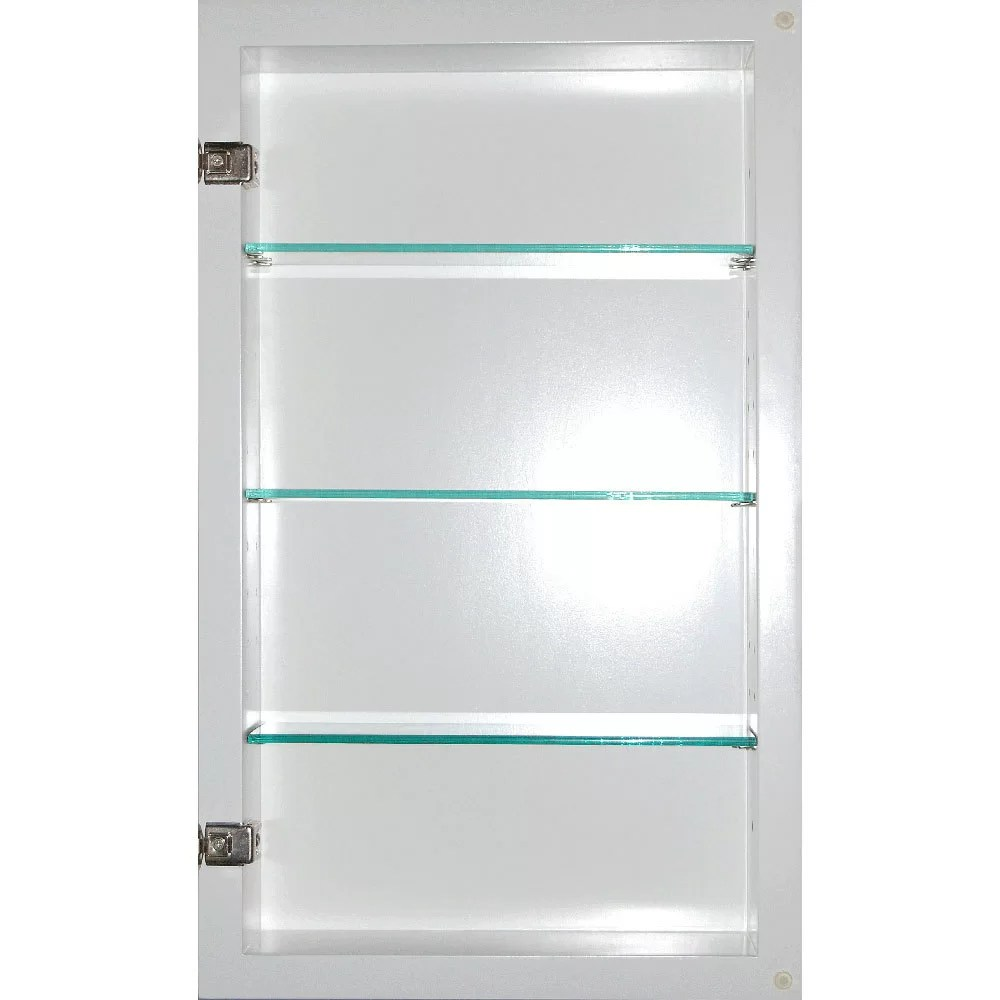 Concealed Cabinet 14 x 24 Recessed Picture Frame