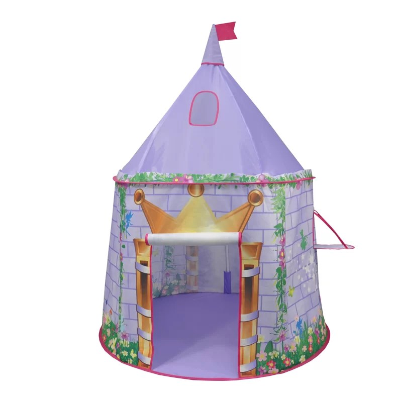 Checkey Limited Tentsy Princess Castle Play Tent