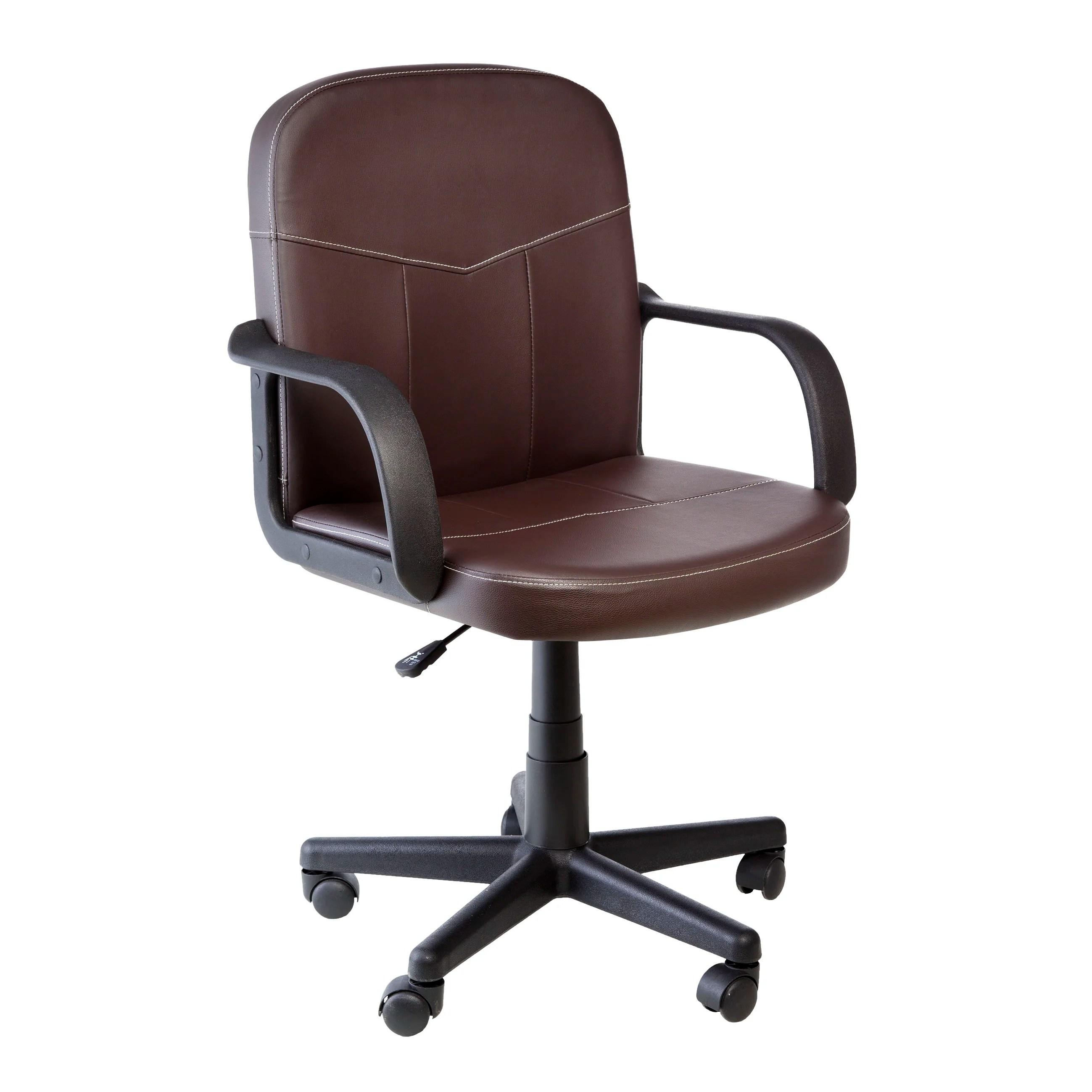 high desk chair office floor mats onespace back wayfair