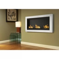 Ignis Magnum Wall Mount Ethanol Fireplace