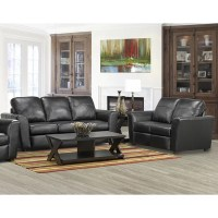 Coja Delta Italian Leather Sofa and Loveseat Set & Reviews ...
