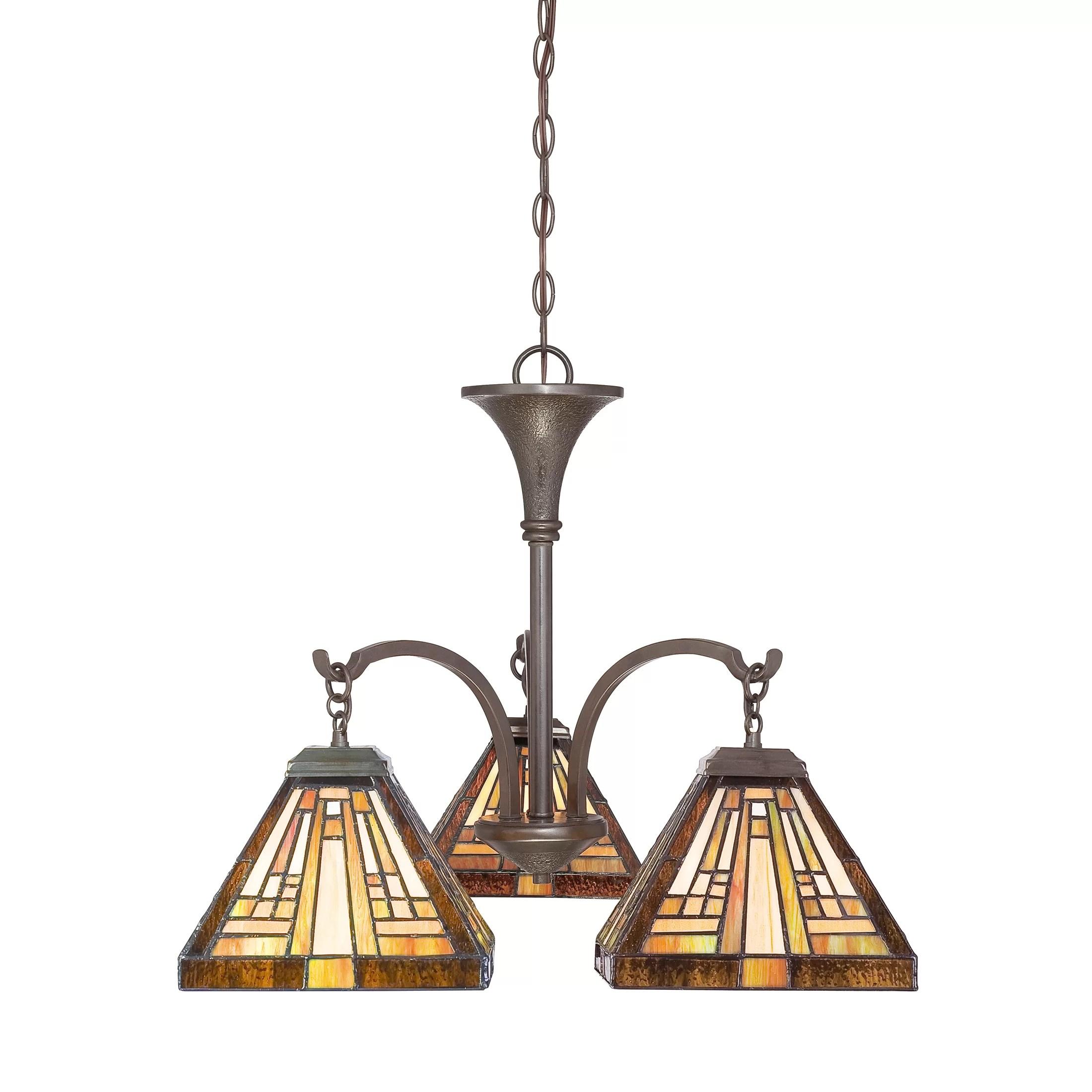 bronze kitchen chandelier cool sinks quoizel stephen three light in vintage