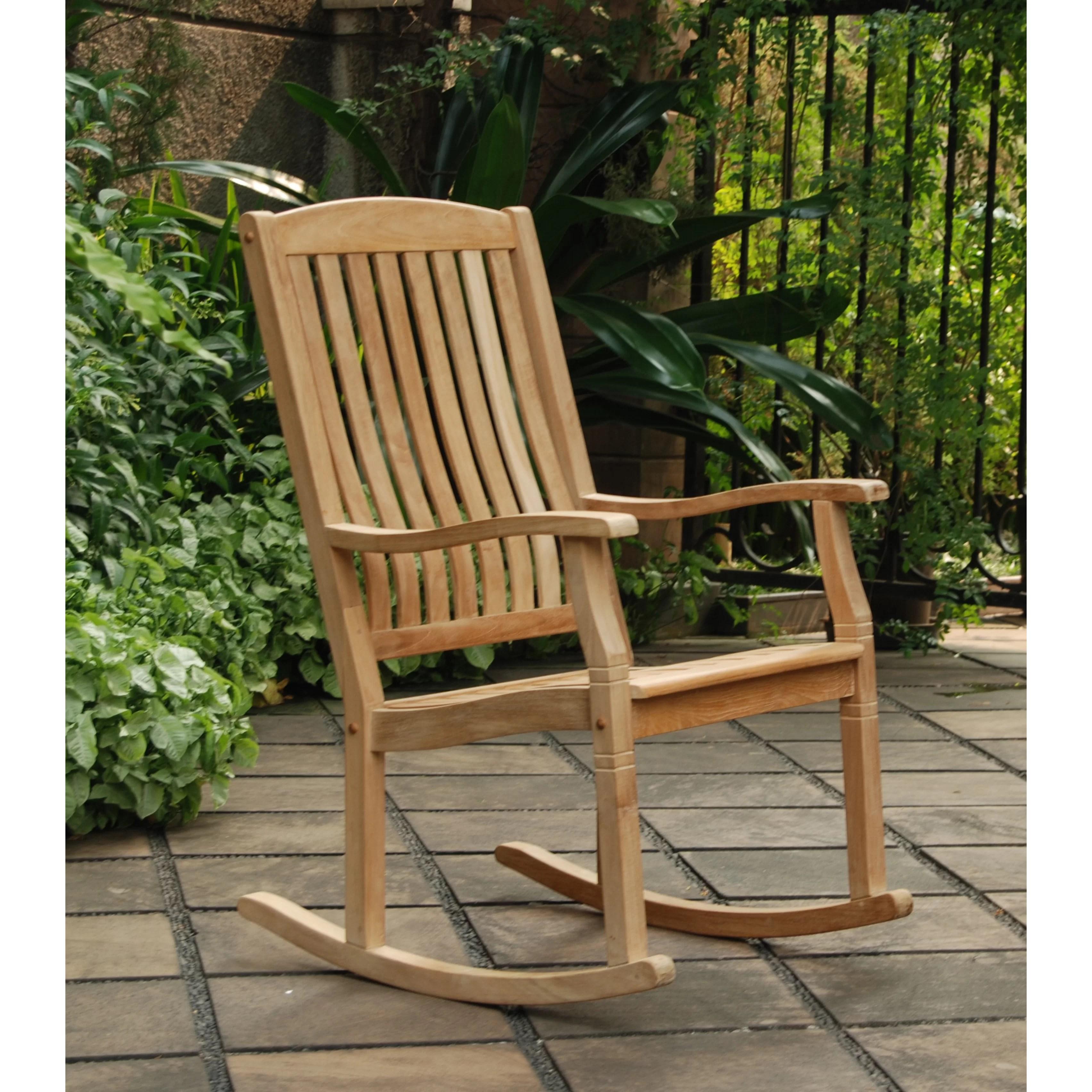 Crestwood Seymour Porch Rocking Chair & Reviews