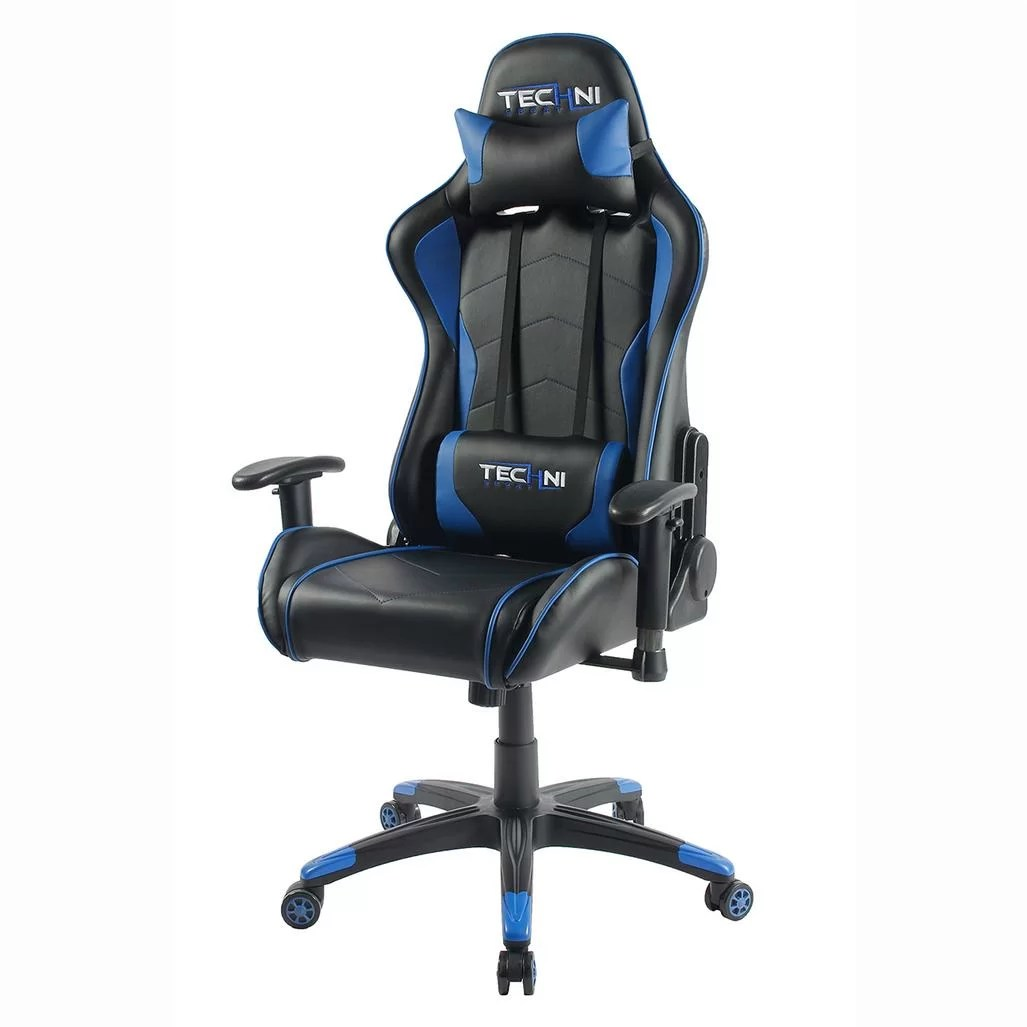 gaming chair reviews pc memory foam desk techni sport office and wayfair ca