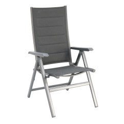 Folding Arm Chair Fishing With Adjustable Legs Royal Garden Madrid Dining And Reviews
