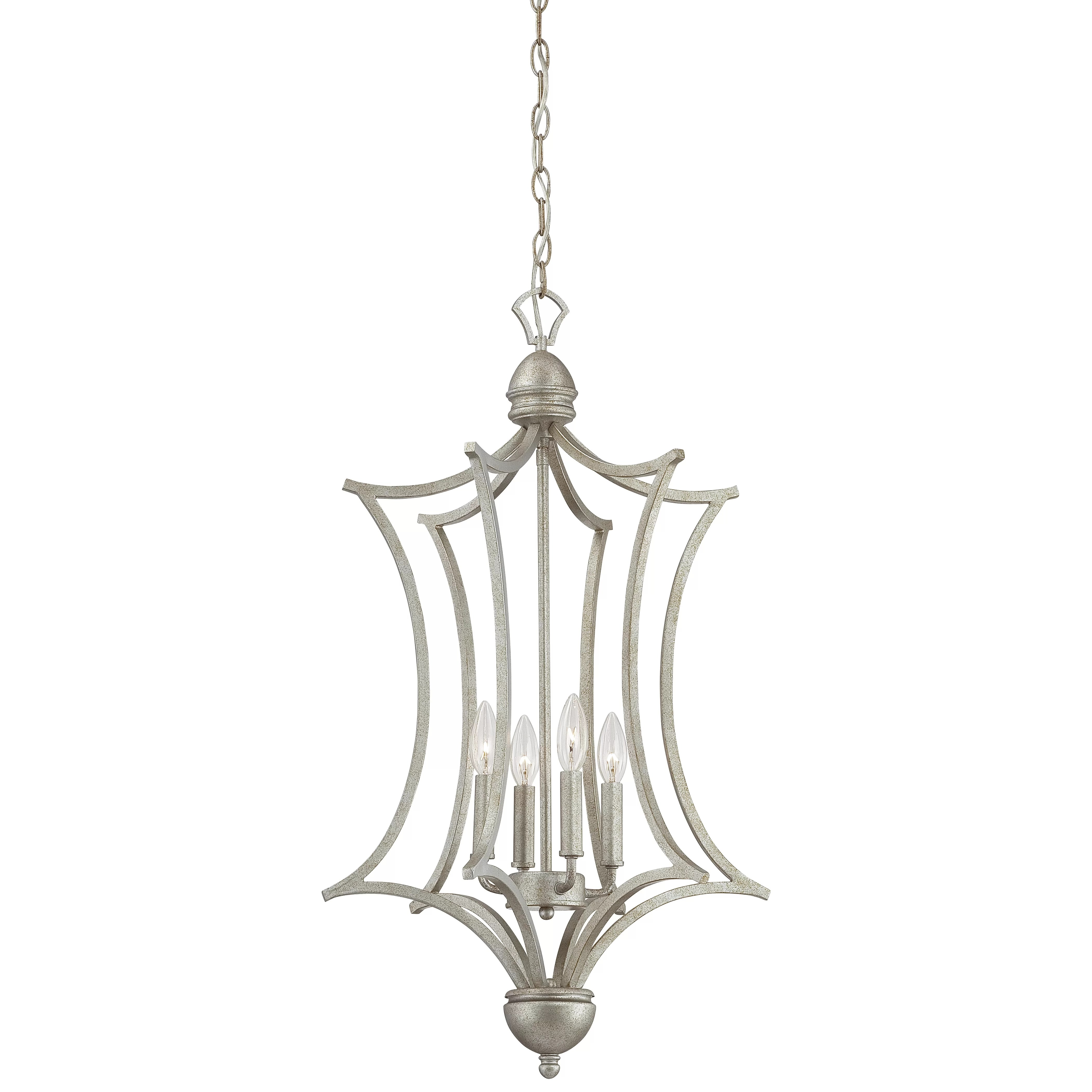 Thomas Lighting Triton 4 Light Foyer Pendant Amp Reviews