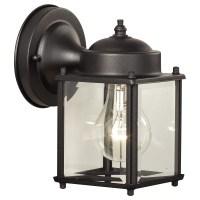 Thomas Lighting 1 Light Outdoor Wall Lantern & Reviews ...