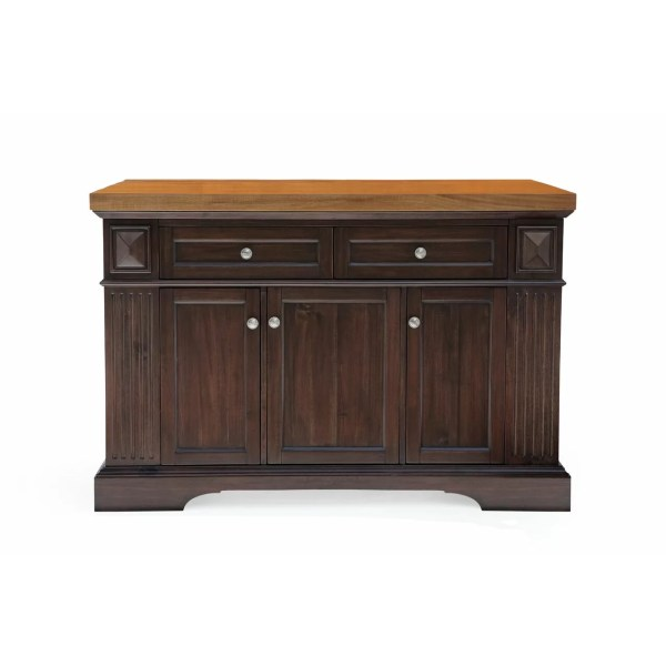 Furniture Greenwich Kitchen Island With Wood Top