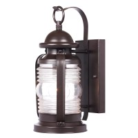 Westinghouse Lighting Weatherby 1 Light Outdoor Wall ...