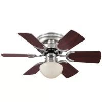 "Westinghouse Lighting 30"" Petite 6 Blade Ceiling Fan ..."