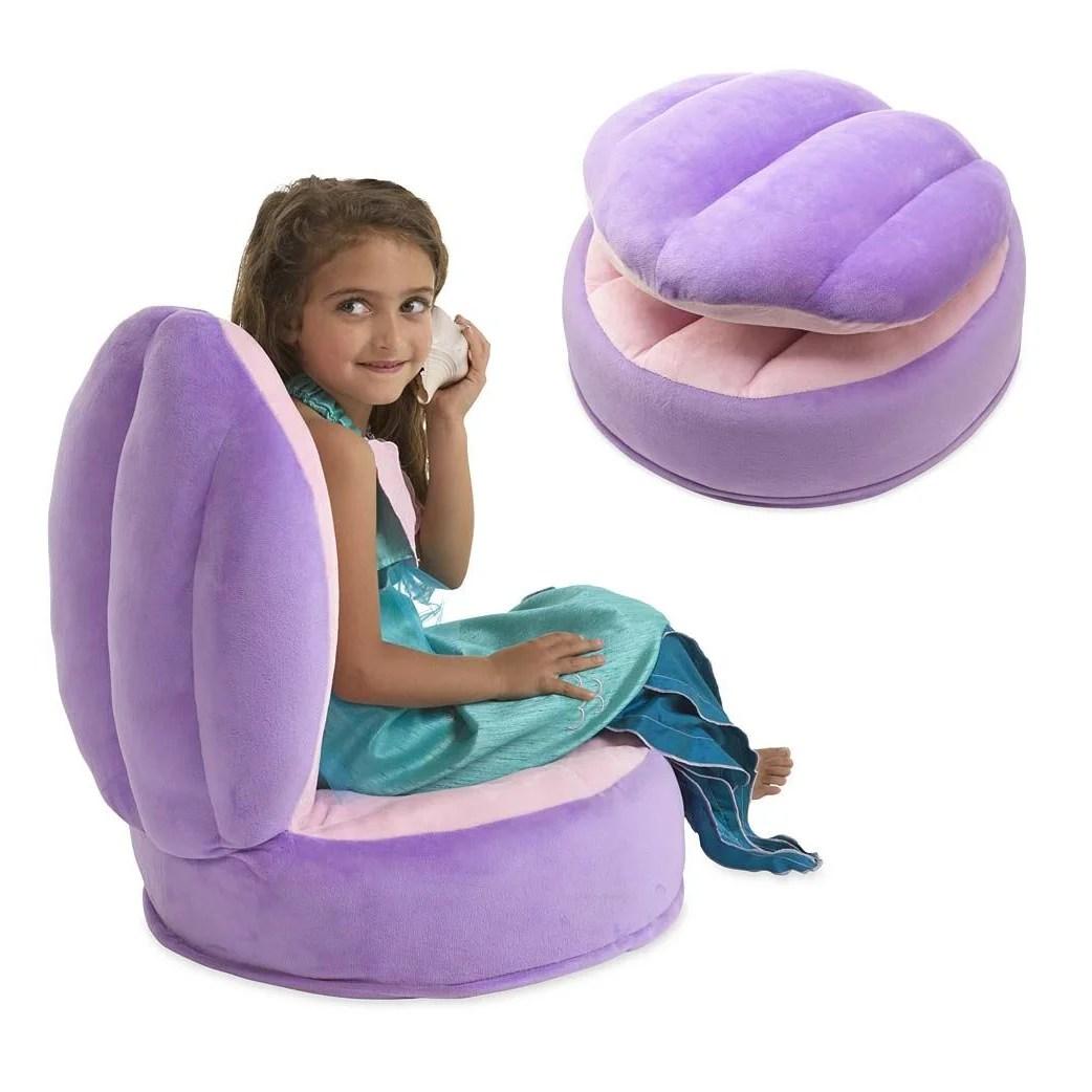 kids plush chairs reupholster salon chair magic cabin clamshell novelty wayfair ca