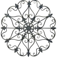 Mexican Wrought Iron Decor Pictures to Pin on Pinterest ...