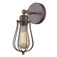 Laurel Foundry Modern Farmhouse Bouvet 1 Light Wall Sconce ...