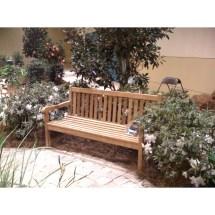 Chicteak Elzas Teak Garden Bench
