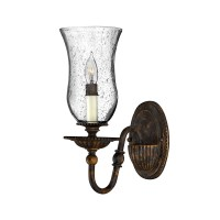Hinkley Lighting Rockford 1 Light Wall Sconce & Reviews ...