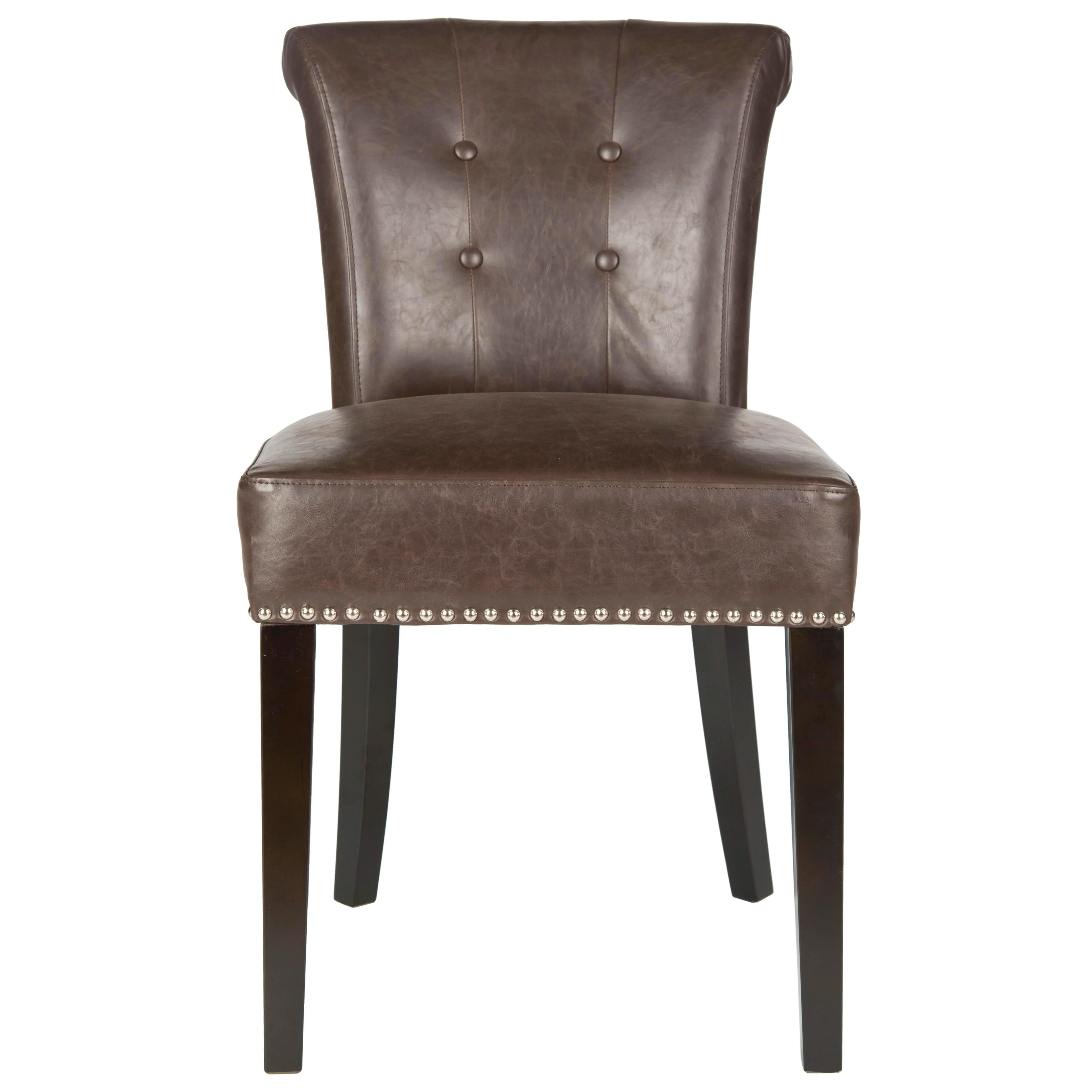 safavieh sinclair ring side chair wicker and ottoman set parsons reviews wayfair