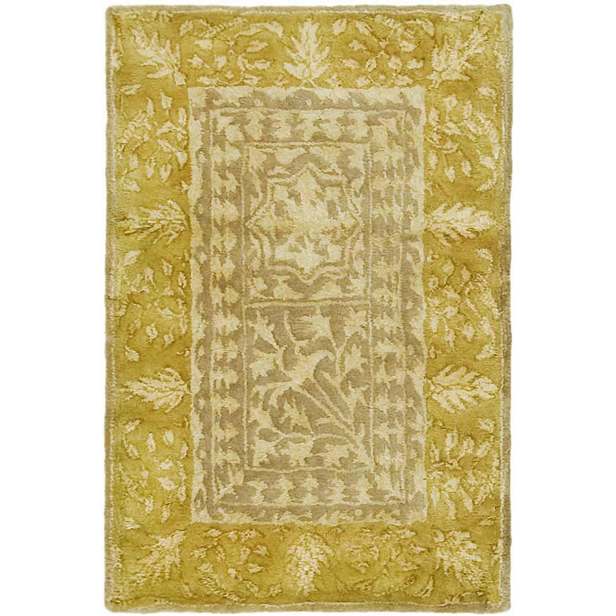 Safavieh Silk Road BeigeLight Gold Area Rug  Reviews  Wayfair