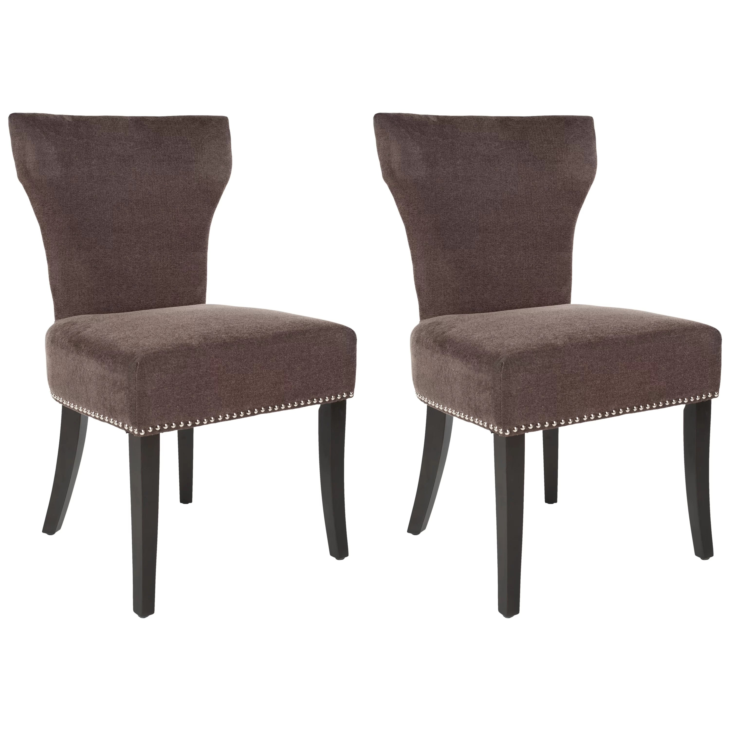 safavieh dining chairs clear plastic chair covers maria side and reviews wayfair