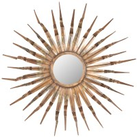 Safavieh Sun Wall Mirror & Reviews | Wayfair