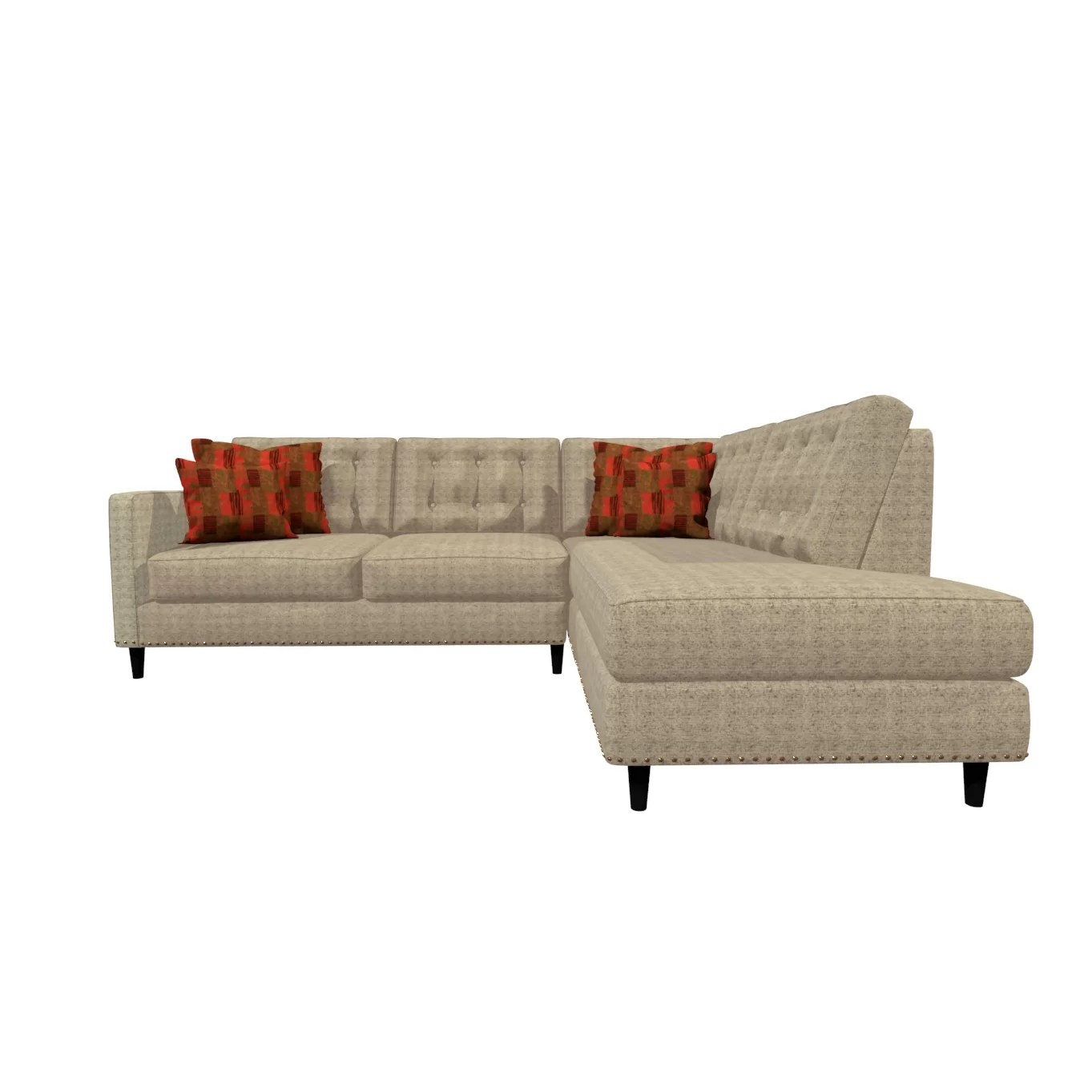 orlando sectional sofa cheap sofas in houston tx gardenasofa wayfair