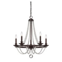 Savoy House Byanca 5 Light Candle Chandelier & Reviews ...