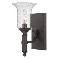 Savoy House Trudy 1 Light Wall Sconce | Wayfair