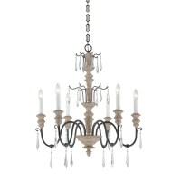 Savoy House Madeliane 6 Light Chandelier | Wayfair