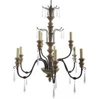 Savoy House Madeliane 9 Light Chandelier & Reviews | Wayfair