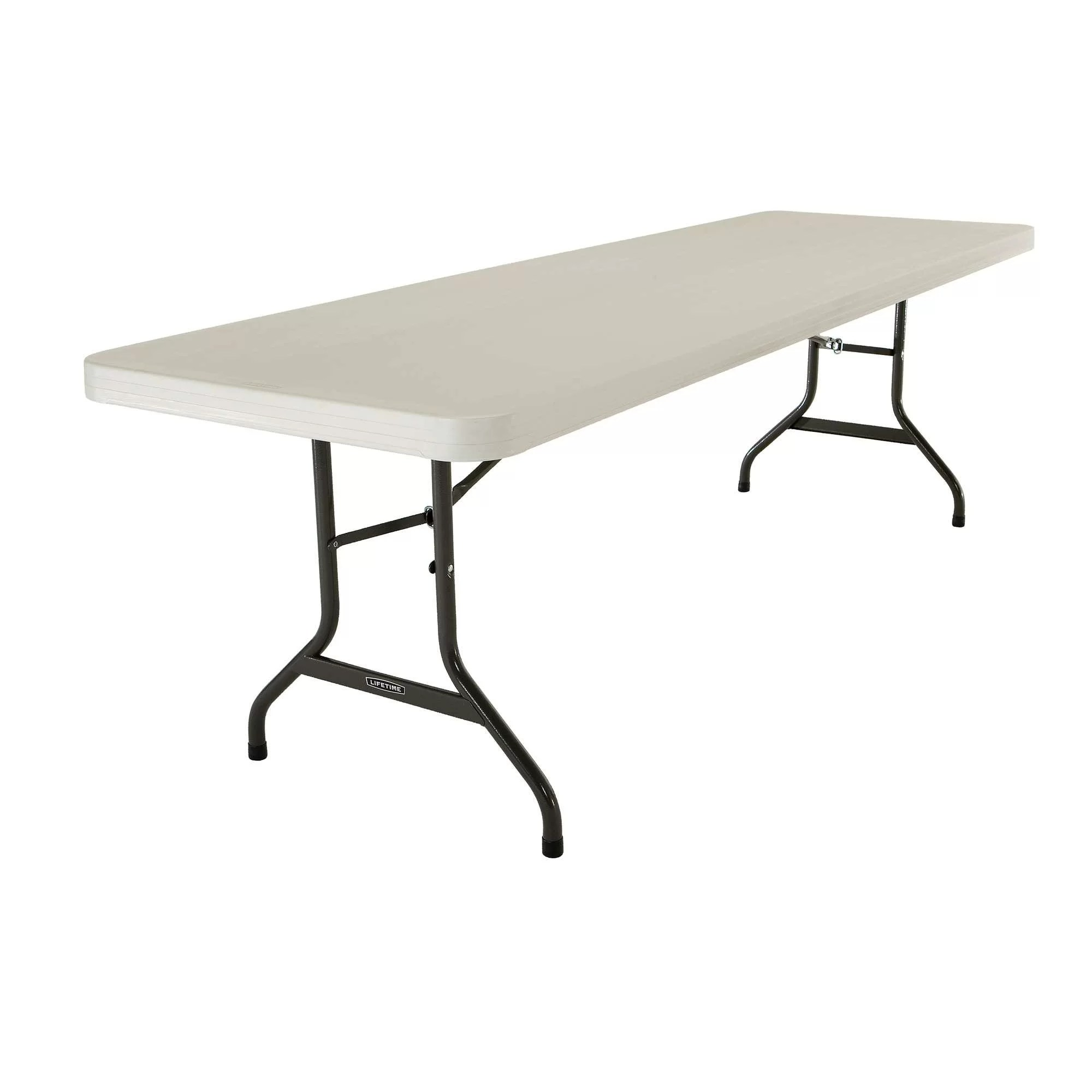 lifetime chairs and tables wheelchair dealers 96 quot rectangular folding table reviews wayfair