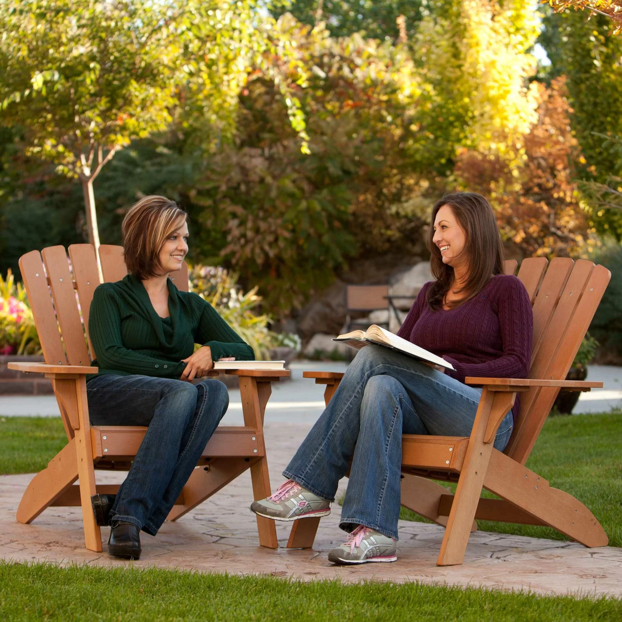 lifetime adirondack chairs chair exercises for the elderly riley and reviews wayfair