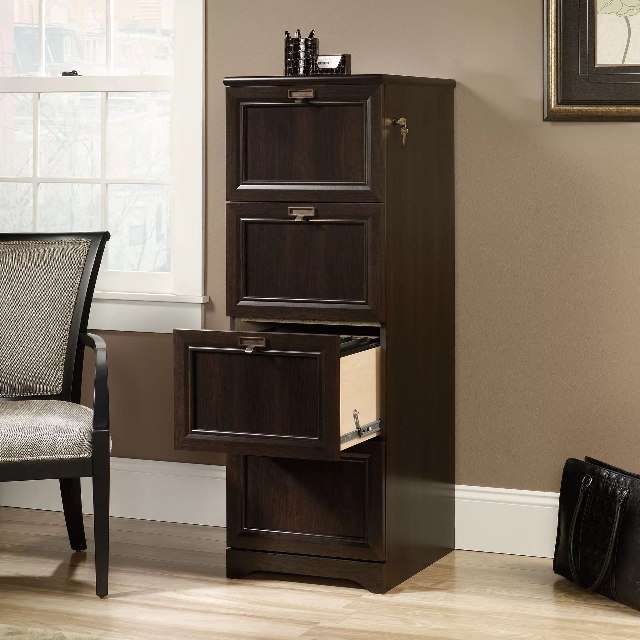 Sauder Miscellaneous 4 Drawer File & Reviews