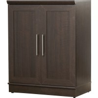 Sauder HomePlus 2 Door Storage Cabinet & Reviews | Wayfair