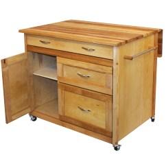 Catskill Craftsmen Kitchen Island Cabinet Organizing Ideas With Butcher Block Top
