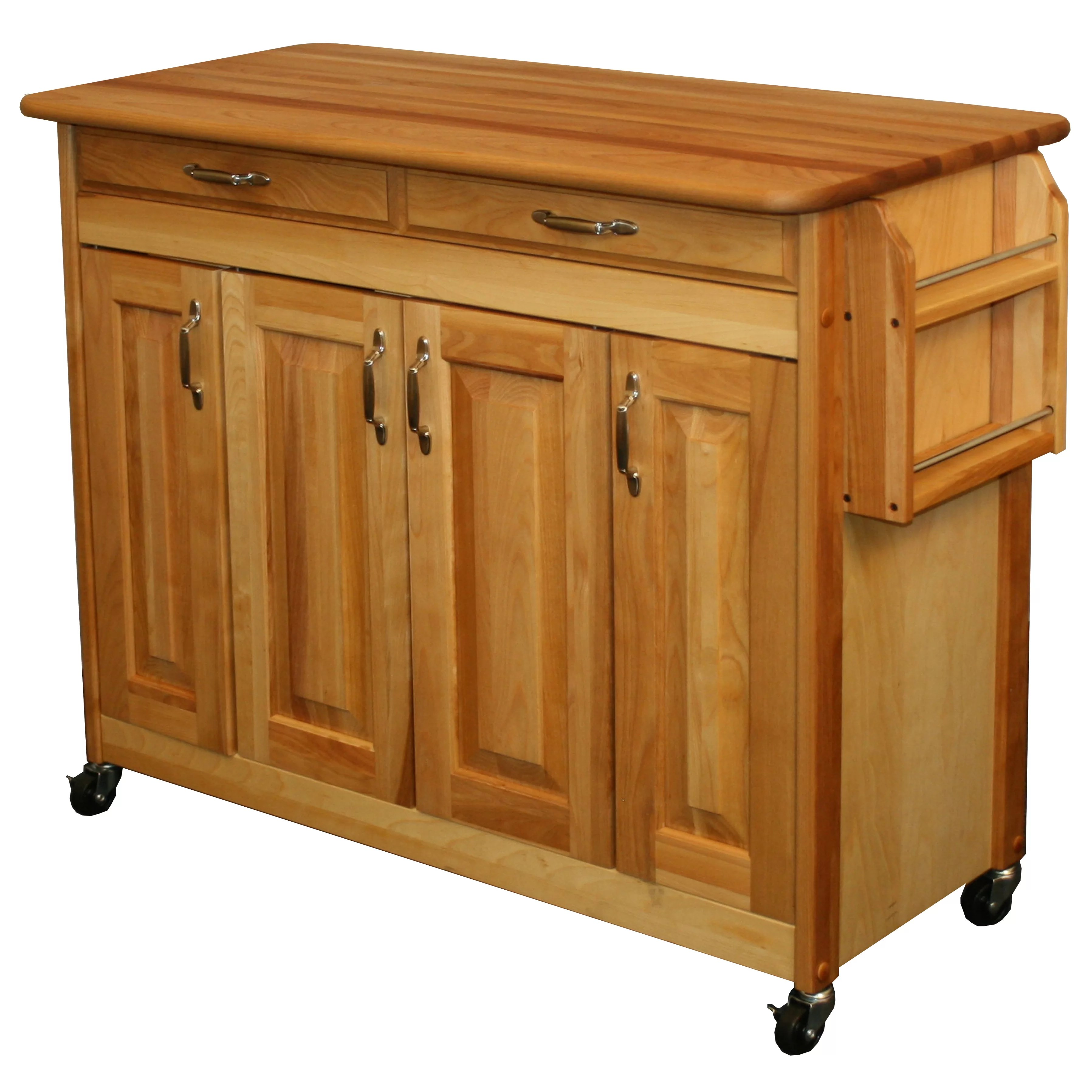 catskill craftsmen kitchen island cabinets set and reviews wayfair