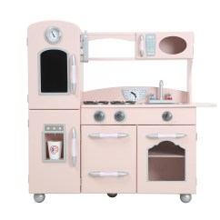 Wooden Play Kitchen Sets Aid Range Teamson Kids Set And Reviews Wayfair