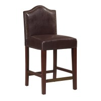 "Linon Manor 24"" Bar Stool & Reviews"