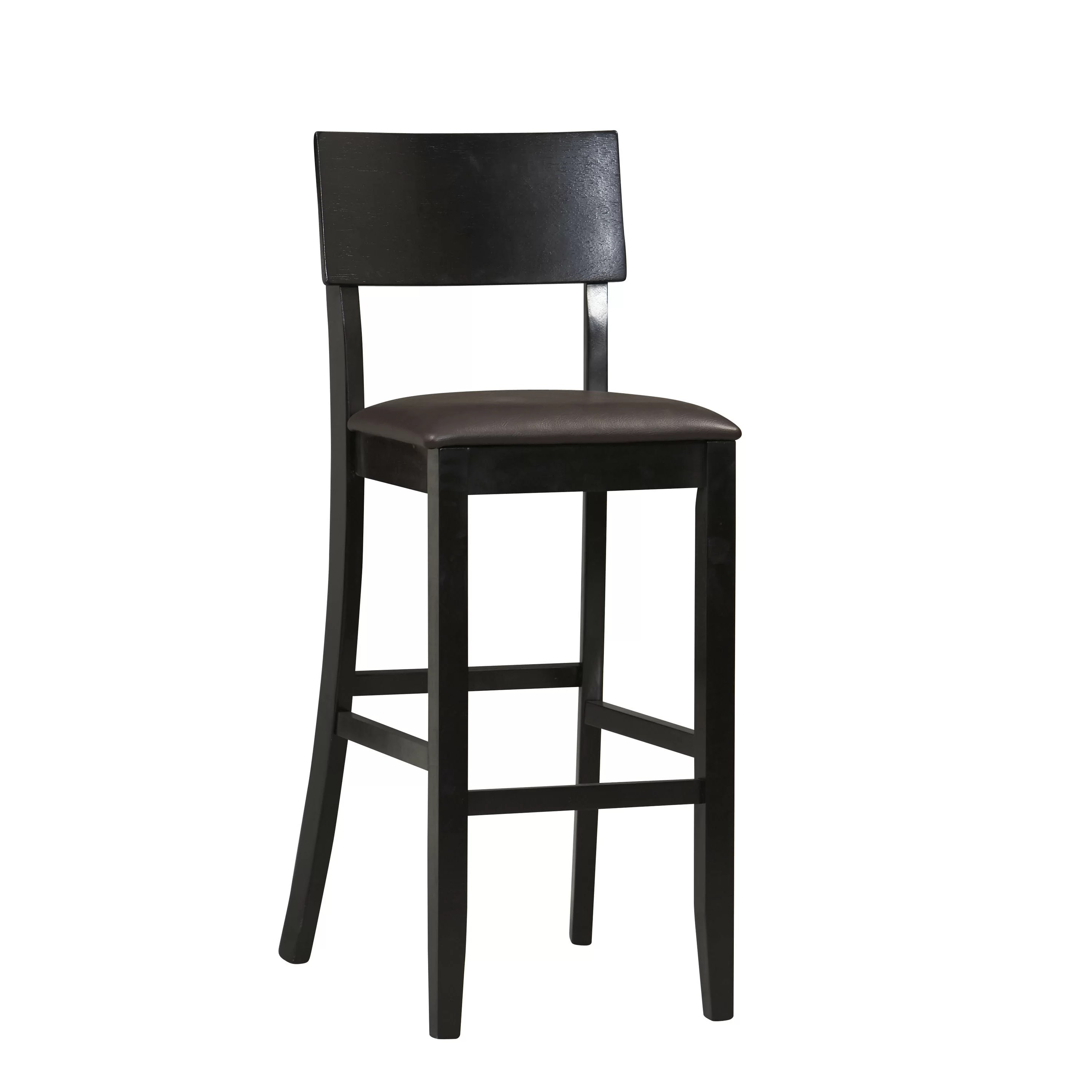 "Linon 30"" Bar Stool & Reviews"