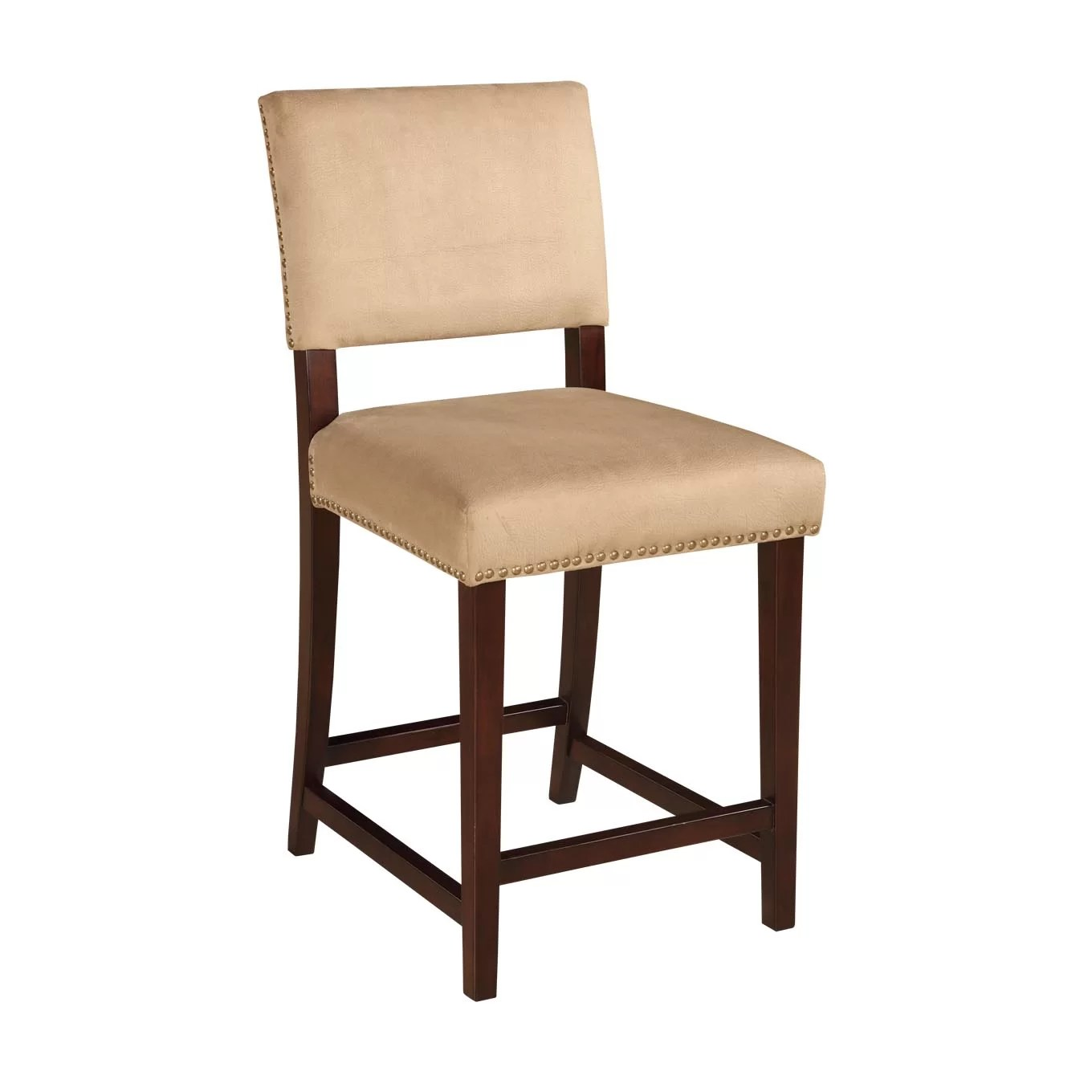 "Linon Corey 30"" Bar Stool & Reviews"