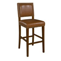 "Linon Brook 30"" Bar Stool & Reviews"