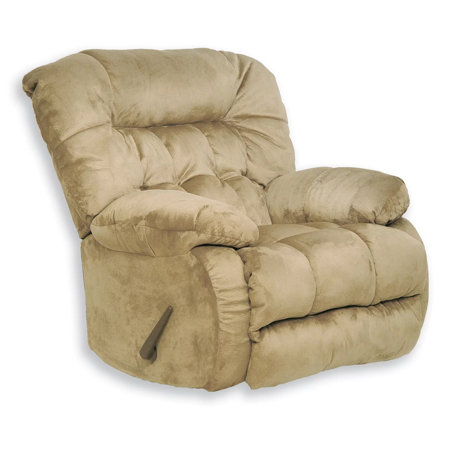 Catnapper Chair Catnapper Teddy Bear Chaise Recliner And Reviews Wayfair