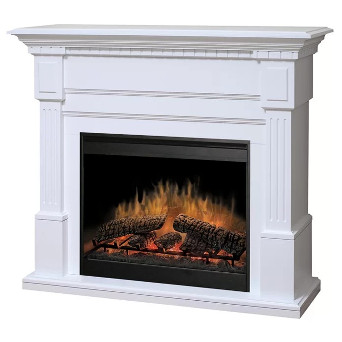 Electric Fireplace Reviews Dimplex Essex Electric Fireplace & Reviews | Wayfair