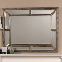 Uttermost Lucinda Wall Mirror & Reviews | Wayfair.ca