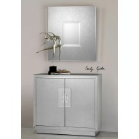 Uttermost Andover Mirrored Cabinet & Reviews | Wayfair