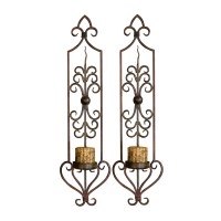 Uttermost Privas Candle Wall Sconce & Reviews